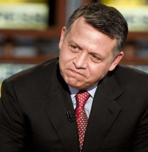 Jordan's King Abdullah: Syria Fallout Could Engulf Region in Violence