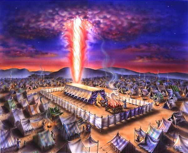 Mystery of the Bible Tabernacle