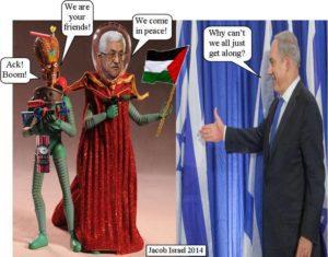 Palestinian Offer Of False Peace!