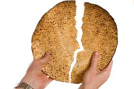 The Broken Matzo