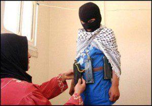 Palestinian Terrorists Attack Jews