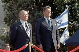 Ronald Reagan Respected Israel