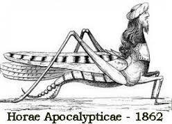 Demonic Locusts Torment People Worldwide